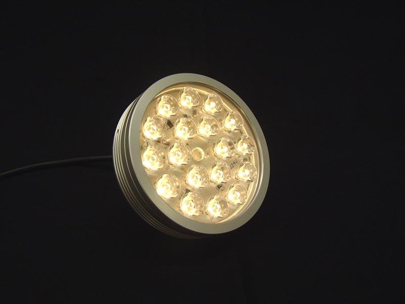 Clg fly led crystal light wohnzimmer decke augen spot lampe